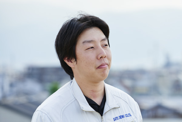 一般職 藤井翔平